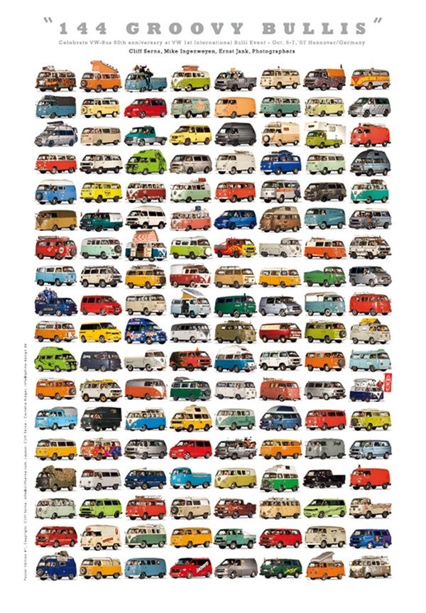 vw bus posters  cliff serna  behance vw bus board pinterest vw bus volkswagen