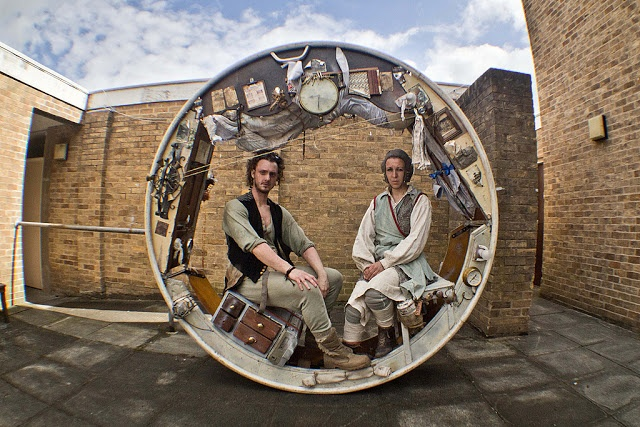Junkculture: The Wheel House: A Theatre Show Within a Circular Home