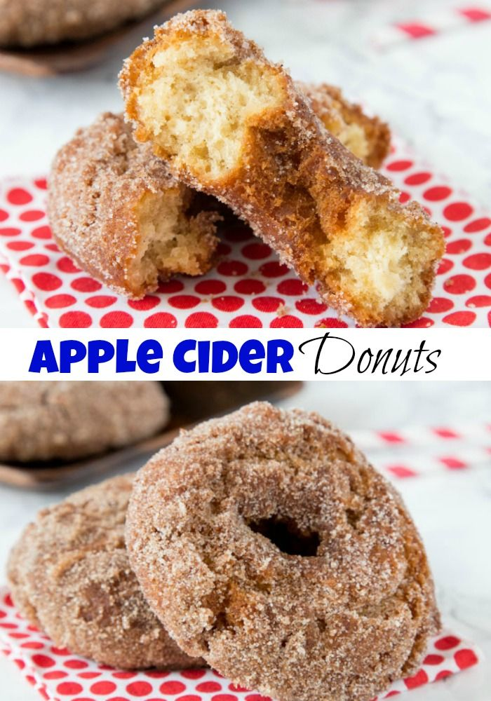 Apple Cider Donuts Fall Is For Apples Apple Cider And Donuts These Apple Cider Donuts Ar Apple Cider Donuts Recipe Cider Donuts Recipe Apple Cider Donuts