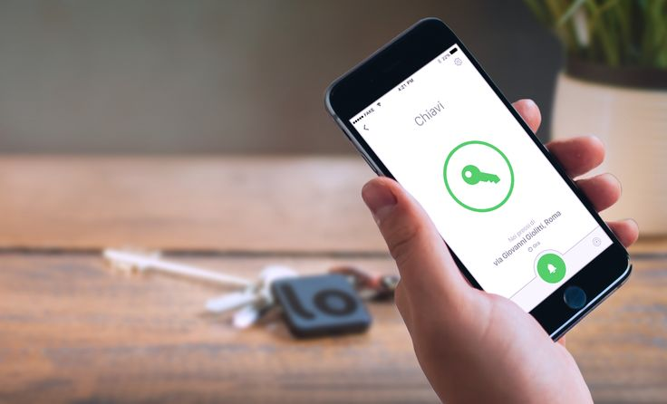 Controlla se Filo è nel raggio di azione Bluetooth e fallo suonare. Check if your Filo is into the Bluetooth range and make it ring!