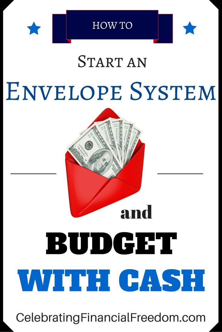 "Learn how to get control of your money and never spend more than you make again!  ""How to Start an Envelope System and Budget With Cash""- Just Click the Pic to get started!  #cash #budget #envelopesystem #finances #money  http://www.cfinancialfreedom.com/start-envelope-system-budget-cash"
