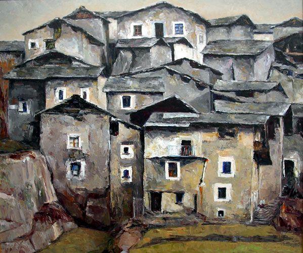 Case di Spriana in Valmalenco - Museo Angelo Vaninetti  #valmalenco #cultura #valtellina