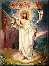 α JESUS NUESTRO SALVADOR Ω: La fe en  Cristo resucitado, la fuerza resucitador...