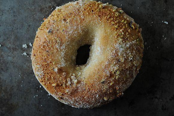 Cardamom Doughnuts via Food52