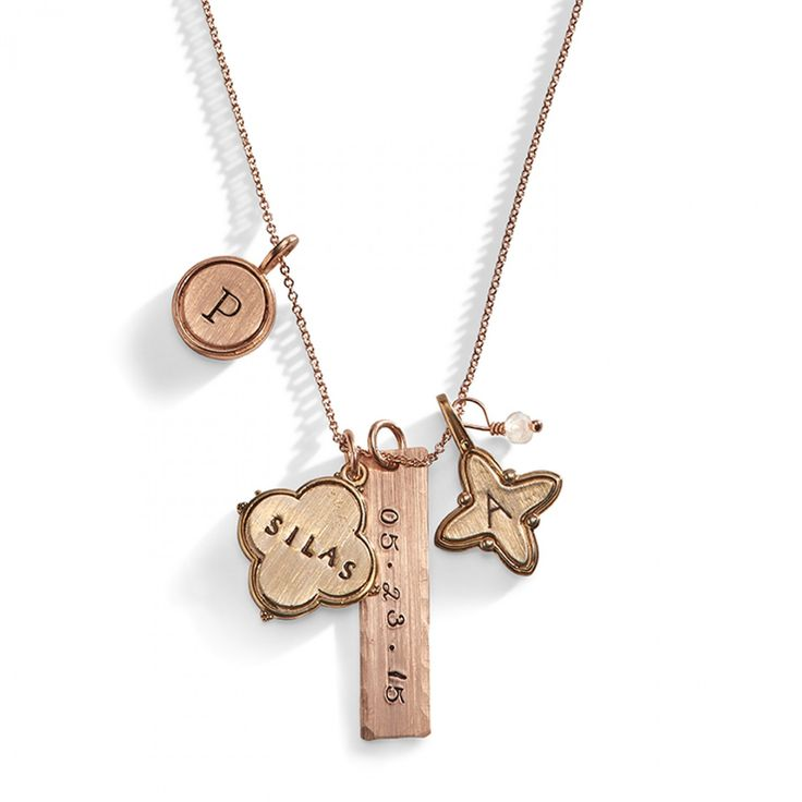 244 best Personalized Jewelry images on Pinterest Personalised