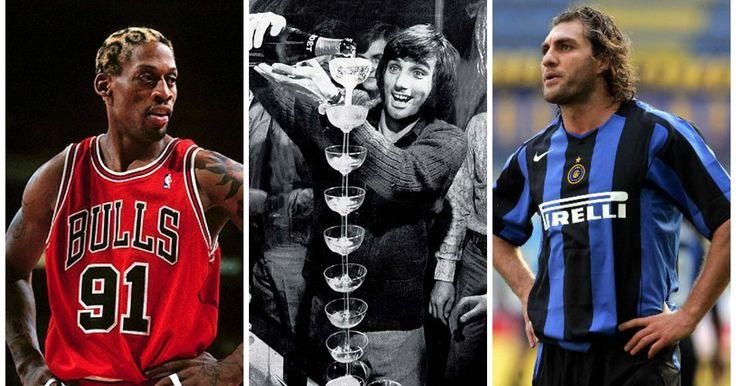 TOP 10 sportivi ROVINATI a fine carriera