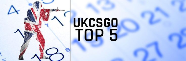 Shoutout to Molotovs & Marshmallows Gaming now ranked 3rd in the monthly UKCSGO rankings for April!