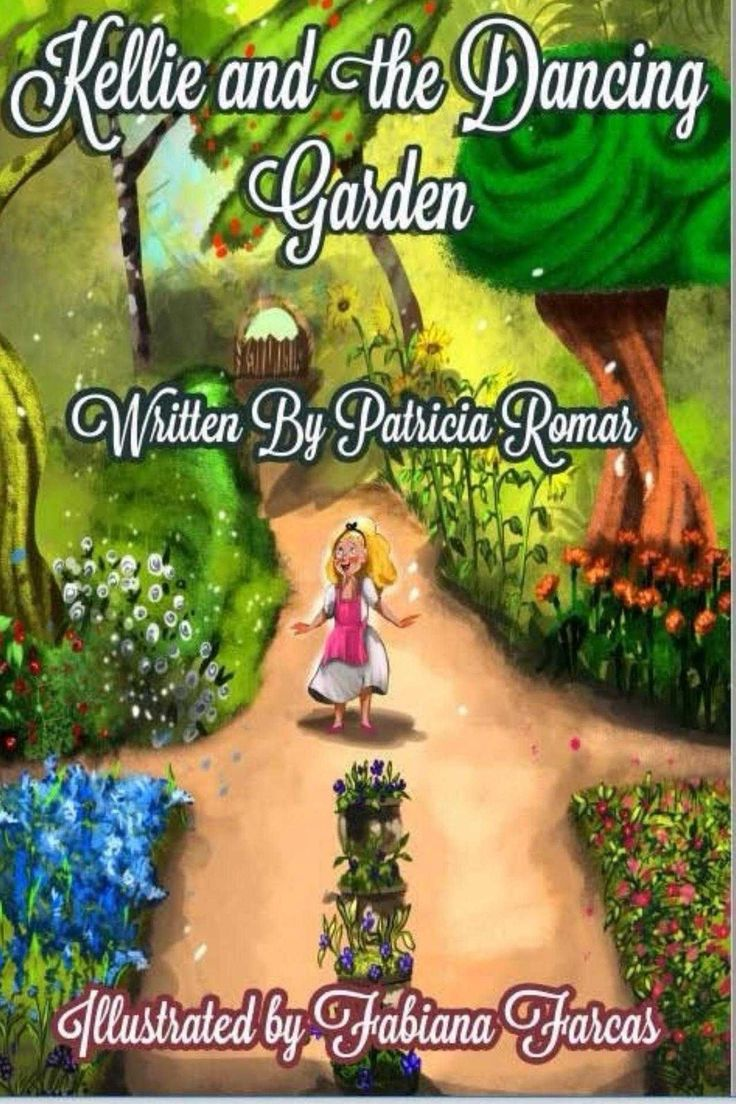 Need to read bedtime stories to your kids? Then you should get Kellie and the Dancing Garden. They'll definitely love it. Available at https://goo.gl/2iDlUm