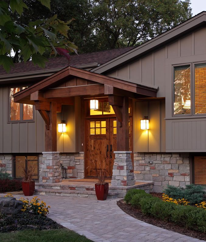 Exteriors Home Remodeling Minneapolis Home Improvements