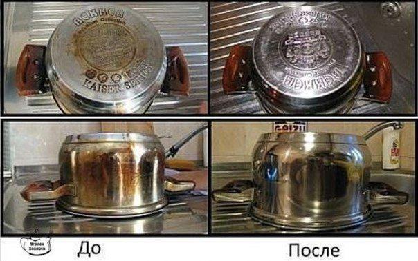 Кухонный суперочиститель
