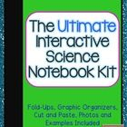 Need to beef up those science notebooks?  This file contains all 3 of my interactive science notebook kits: physical science, earth science, and li...
