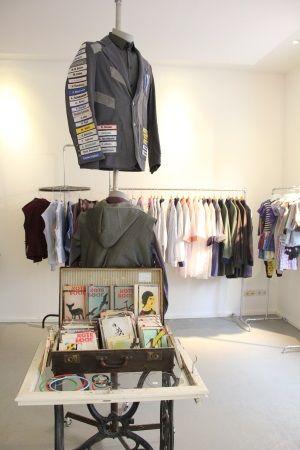 Upcycling Fashion Store Berlin: British Upcycling Showroom zur Fashion Week