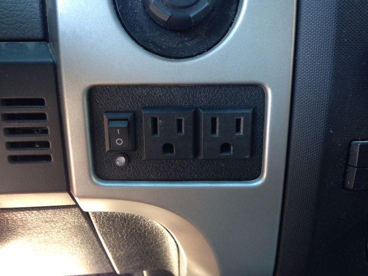 For those who don't have a built in inverter - Ford F150 Forum - Community of Ford Truck Fans