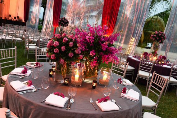 The 52 best wedding decor images on pinterest wedding decor elegant decorator approved table settings for the classy indian bride mauritius weddingindian junglespirit Images