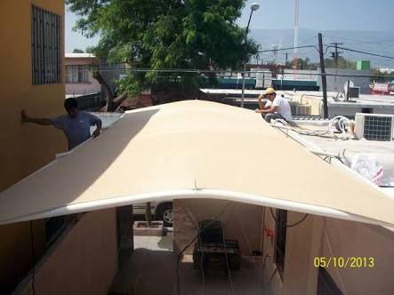 M s de 25 ideas fant sticas sobre sombra para patio en - Carpas para patios ...