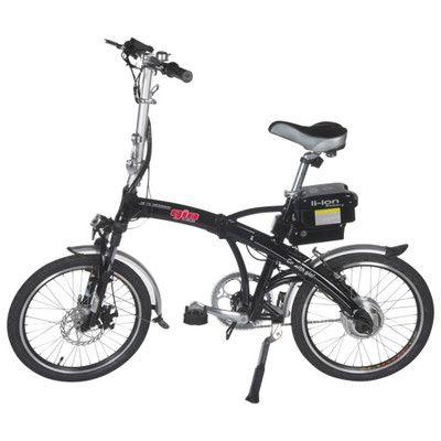 15% off E-Bikes at SHOP.CA GIO Electric GIO H2 Volt Foldable 250w Electric Bike