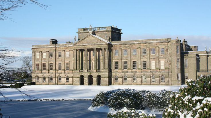 The National Trust's Lyme Park, Cheshire, is a magnificent house and estate on the edge of the Peak District.
