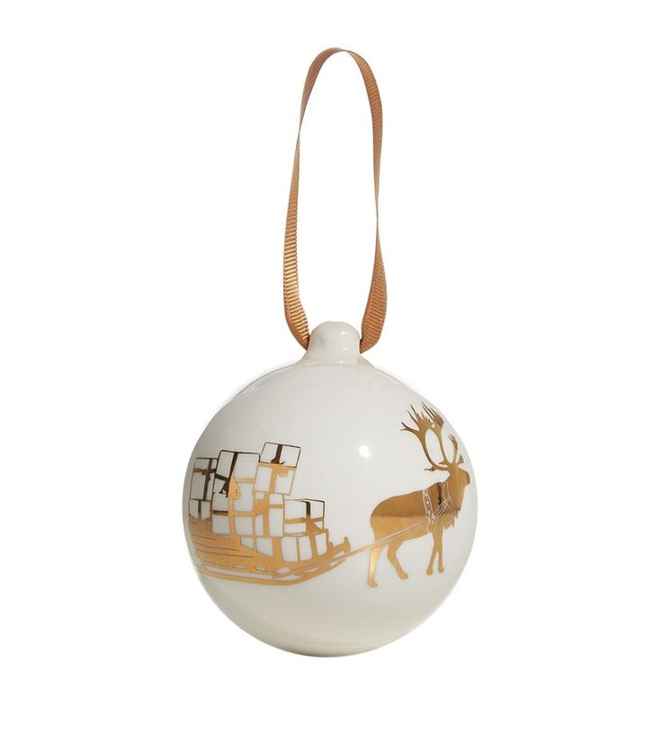 M: Christmas Ornament Worlds hottest Fashion Designer 97