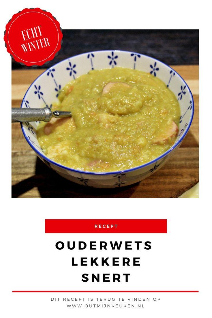 Recept   Ouderwetse Snert - vandaag maken, morgen eten