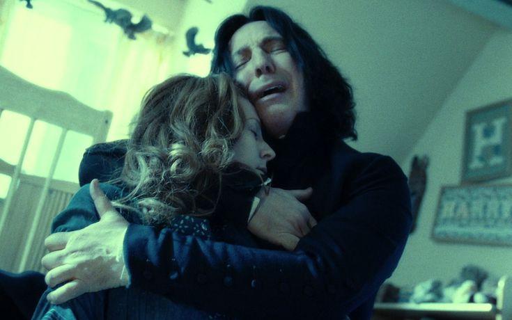 Une vidéo a fait son apparition sur le net. Son protagoniste ? Severus Rogue, le professeur que l'on se plait à détester durant toute la saga Harry Potter.