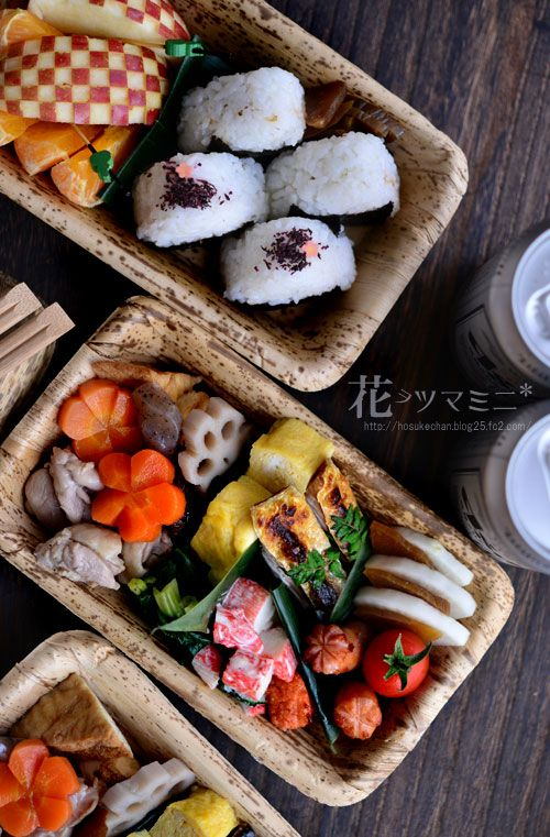 Picnic Bento Boxed Lunch 花見弁当