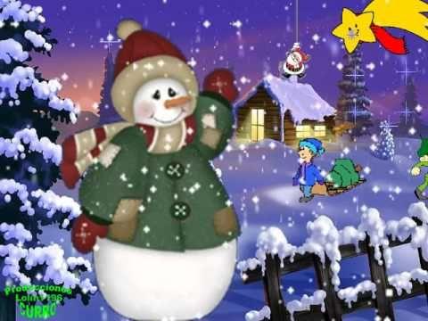 Canción de navidad (Villancico). BLANCA NAVIDAD 2