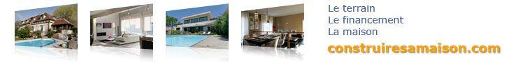 Villa écoconstructive - Détail du plan de Villa écoconstructive | Faire construire sa maison
