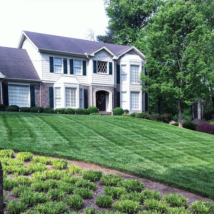 Atlanta Landscaping Portfolio: 15 Best Atlanta Landscapes/Client Portfolio. Sandy Springs