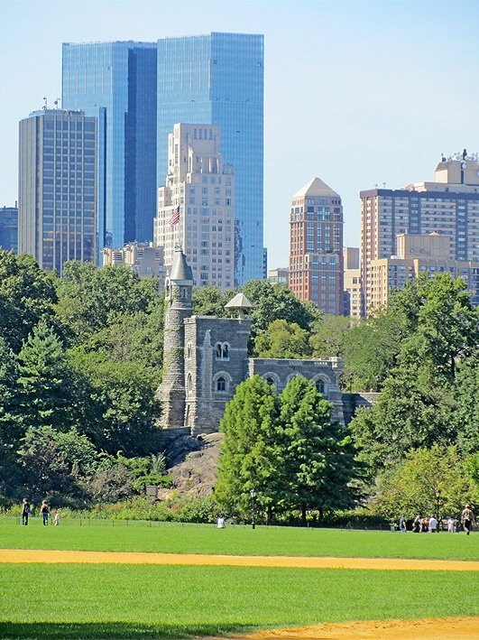 Fotografía: Clara Hernandez Korai - Central Park