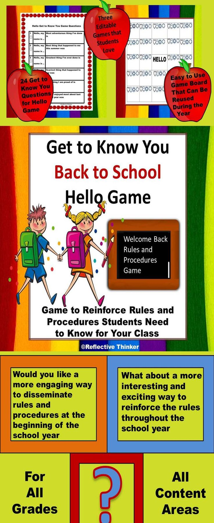 Collaborative Classroom Procedures ~ Best th and grade teaching learning