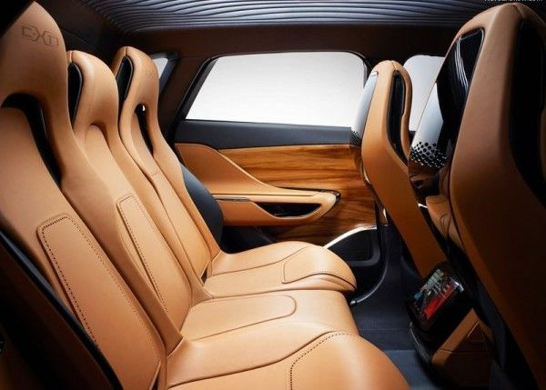 2013 Jaguar C X17 5 Seater Interior Design 600x429 2013 Jaguar C X17 5 Seater Review, Design, with Images