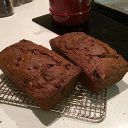 *THE BEST ONE YET! A keeper my whole family loved it. Subbed oat flour. Also made choc. version that I found in comments. Nongf son still asking me to make more. Also makes excellent banana bread. Definitely my new goto recipe!!