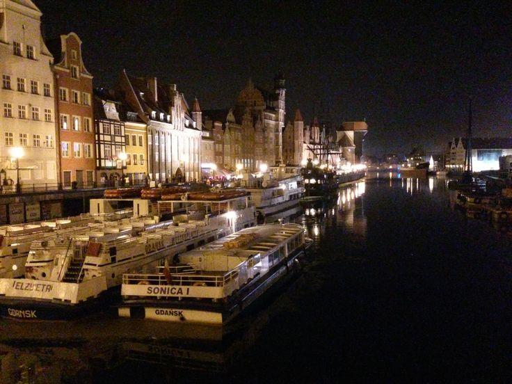 #GdanskCalendar #Gdansk - Grudzień | fot. Waldemar Olczak