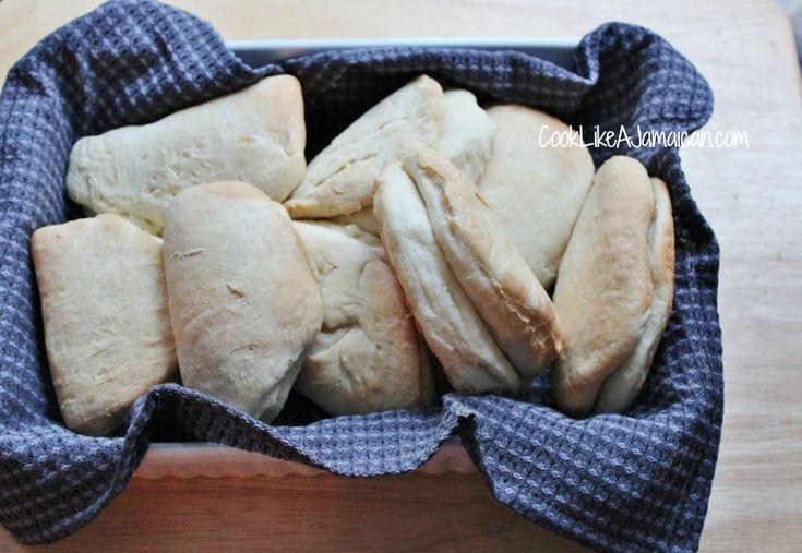 Jamaican Coco Bread Recipe - Caribbean Cooking Videos