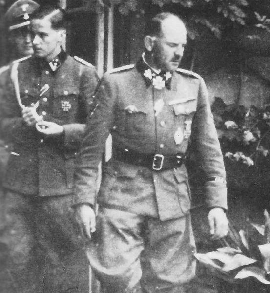 Dietrich and Peiper.