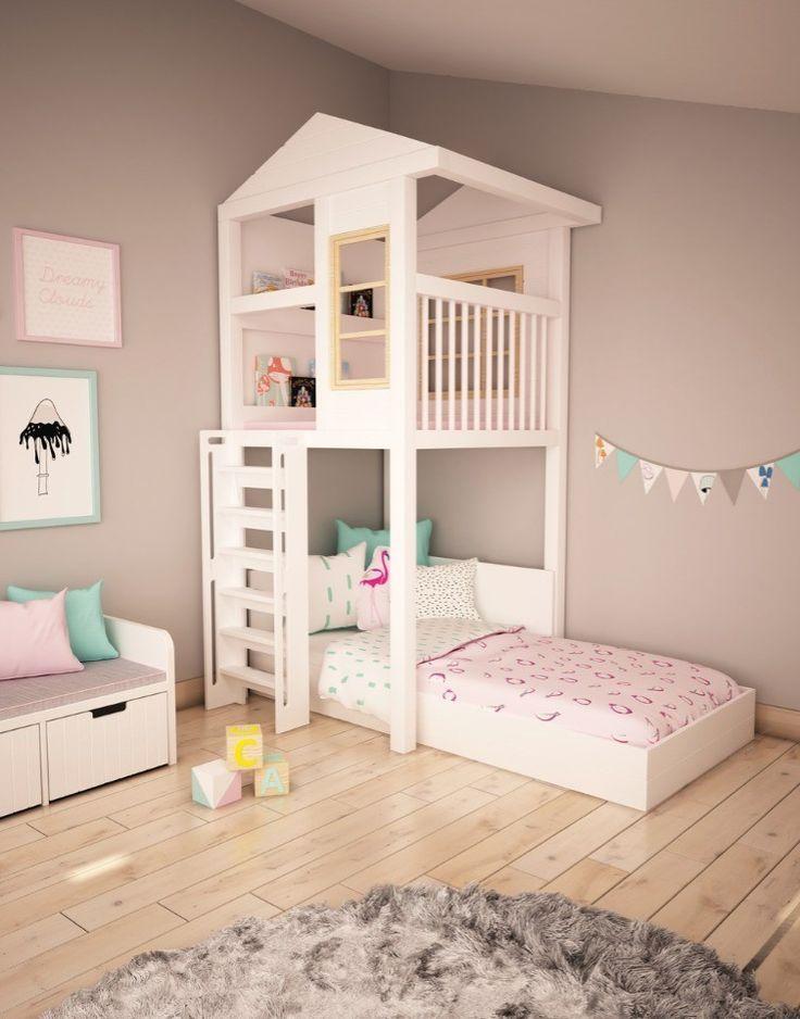 Durchsuchen Sie unsere vielseitige Mischung aus modernen, Vintage- und zeitgenössischen Kindermöbeln. #bed # e-store # homedecor wu.to/vq1eXq