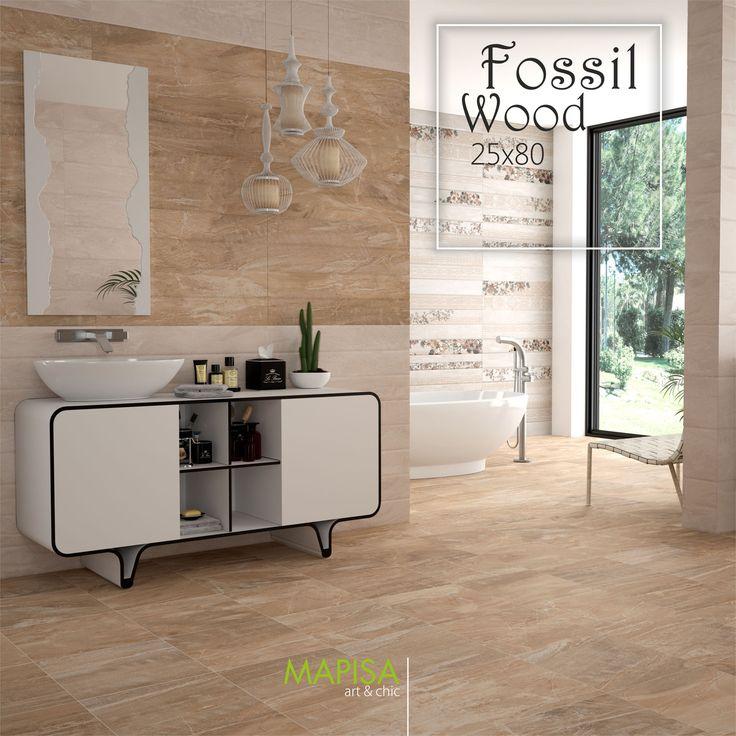 Fossil Wood 25x80 http://www.mapisa.com/serie/fossil-wood/