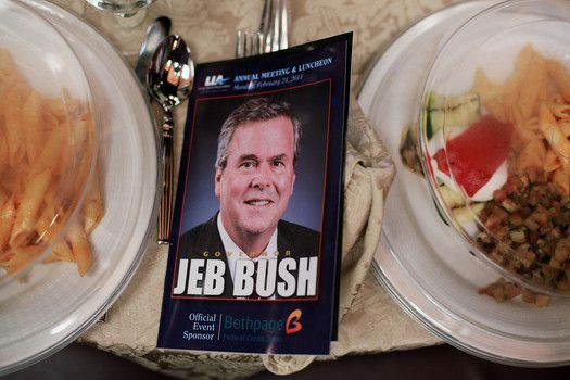Jeb Bush's son says father's presidential run is 'likely' in 2016