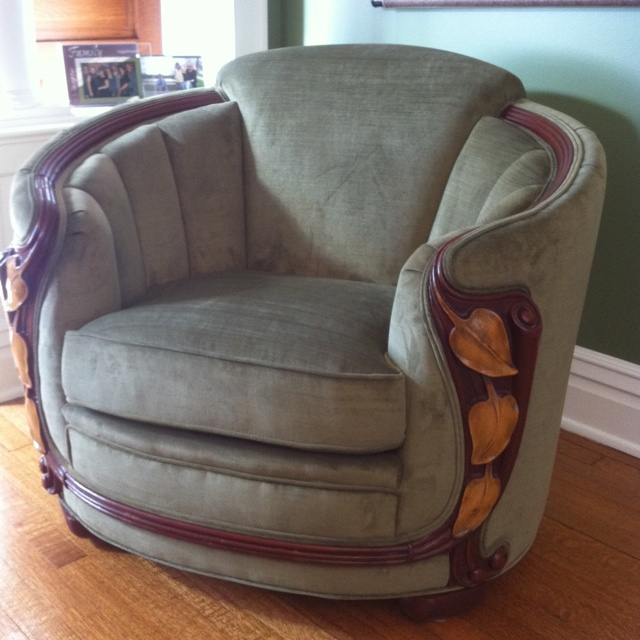 10 Best Overstuffed Chairs Images On Pinterest