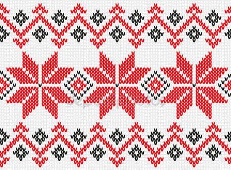 Ουκρανικά στολίδι πλέξιμο άνευ ραφής υφή — Αρχείο Εικονογράφησης #53533397