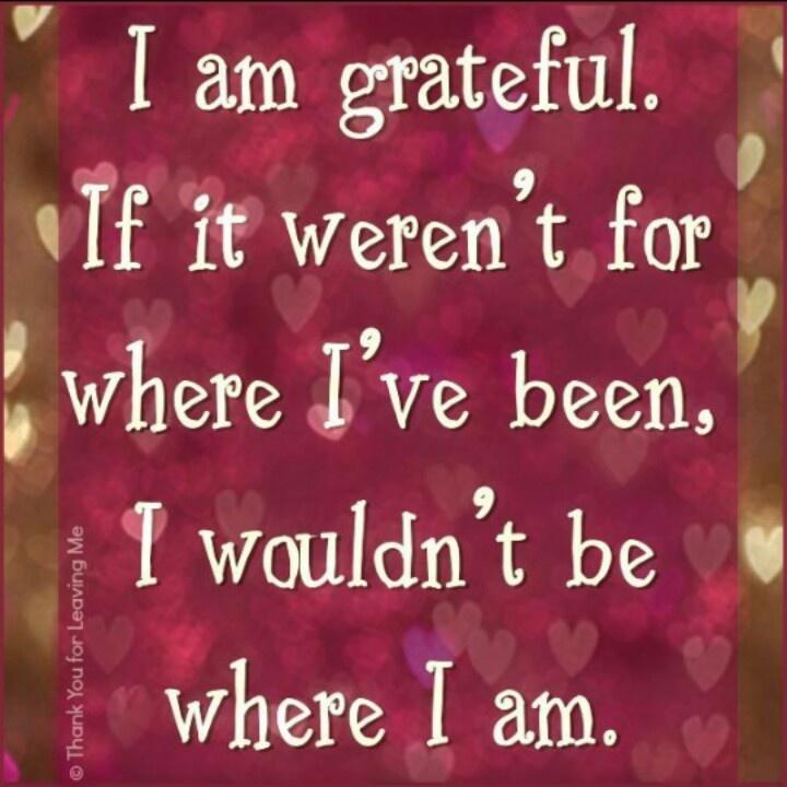I Am Grateful Quotes I Am Grateful | Quotes...