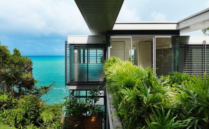 villa amanzi paradiso tropicale tailandia