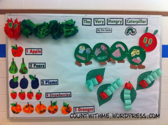 11 Best Images About Hungry Caterpillar Themed Classroom