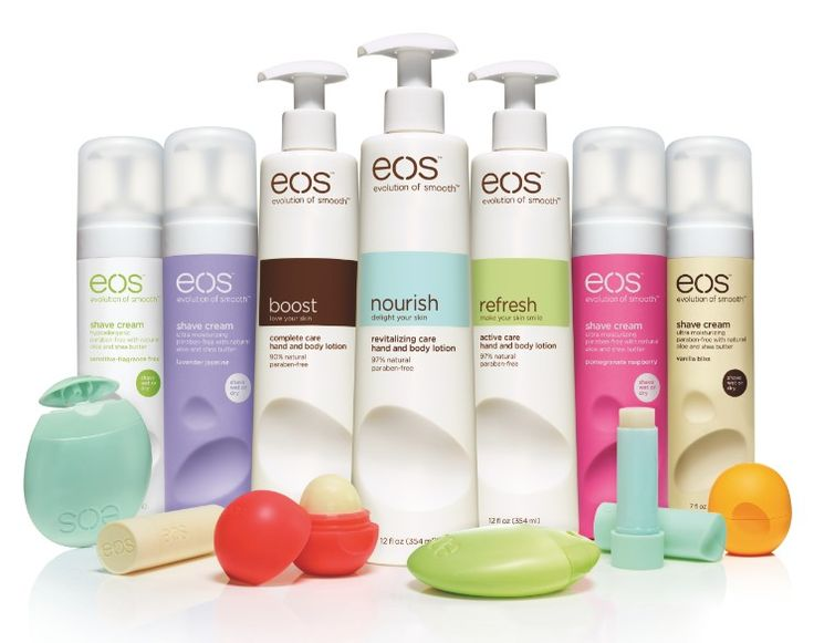 all eos flavors ever made - Google Search