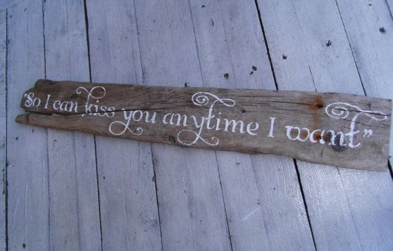 """Sweet Home Alabama Romantic Quote """"So I Can Kiss You"""