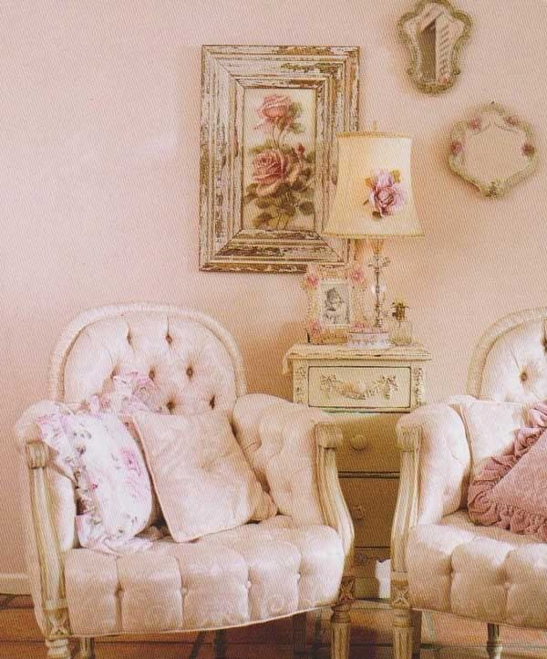 17 Best Images About Shabby Chic Living Room On Pinterest Pastel Living Room Ideas And Shabby