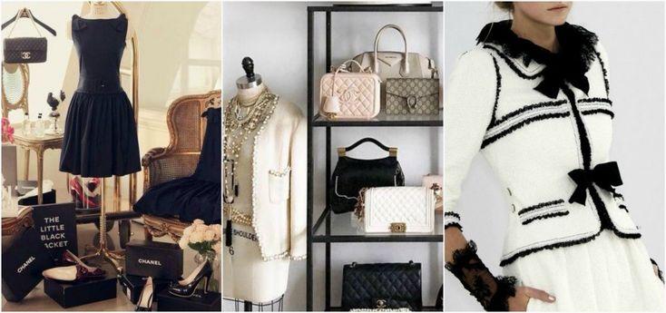 Style C Chanel  Как подобрать идеальное кольцо по форме пальцев?  Коко создала сумочки на цепочках, духи, состоящие из более чем 80 компонентов,и налила их в штоф для водки, она придумала черные платья, которые есть в базовом гардеробе каждой модницы, и элегантные твидовые костюмы