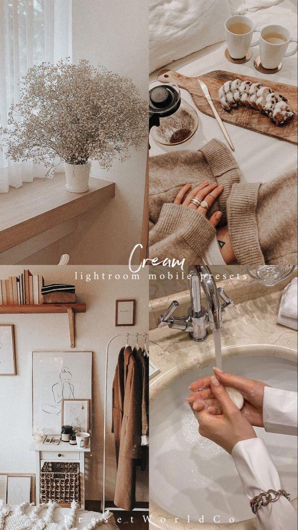 10 Premium Home Lightroom Presets Golden White Presets Etsy Lightroom Instagram Aesthetic Instagram Feed Ideas Cool instagram wallpaper feeds