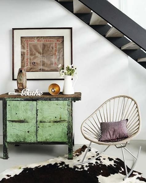Acapulco Chair, Micasa Magazine