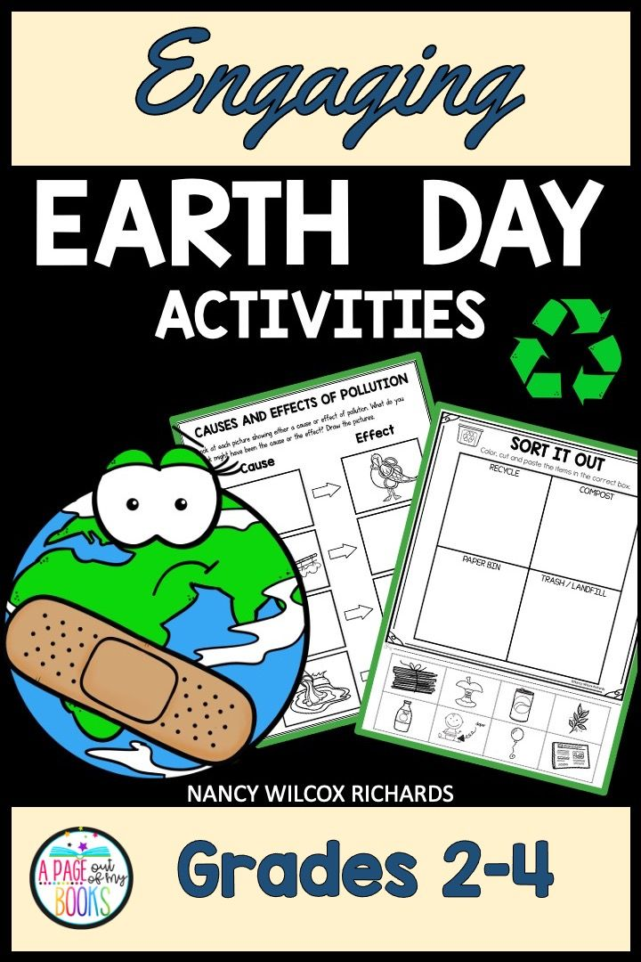 Earth Day Activities Distance Learning In 2020 Earth Day